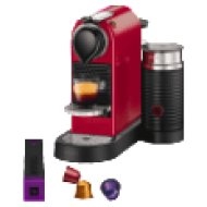 XN7605 NESPRESSO CITIZ& MILK RED