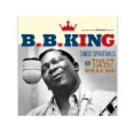 Sings Spirituals/Twist with B.B. King (CD)