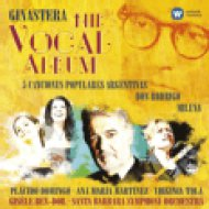 Ginastera - The Vocal Album CD