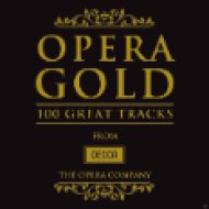 Opera Gold - 100 Great Tracks CD