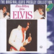Love Letters from Elvis CD