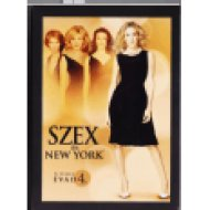 Szex és New York - 4. évad DVD