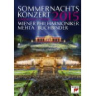 Sommernachtskonzert - Summer Night Concert 2015 DVD
