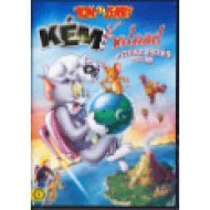 Tom és Jerry - Kémkaland DVD