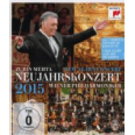 New Year's Concert 2015 Blu-ray