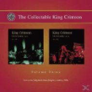 The Collectable King Crimson Vol. 3 CD