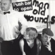 Push Barman to Open Old Wounds CD
