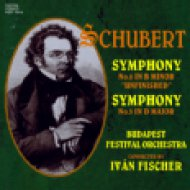 "Symphony No. 8 ""Unfinished"", Symphony No. 3 CD"