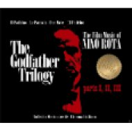 The Godfather Trilogy (A keresztapa) CD