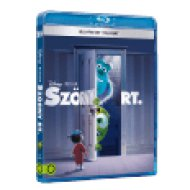Szörny Rt. 3D Blu-ray