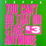 You Can't Do That On Stage Anymore Vol. 3 CD
