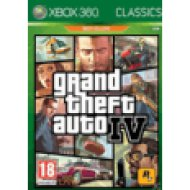 Grand Theft Auto IV - Classics Xbox 360