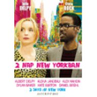 2 nap New Yorkban DVD