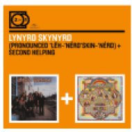 2 for 1: Pronounced Leh-Nerd Skin-Nerd / Second Helping (CD)