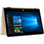 "Pavilion x360 arany notebook X5C61EA (13,3"" Full HD IPS/Core i5/8GB/500GB + 8GB SSHD/Windows 10)"