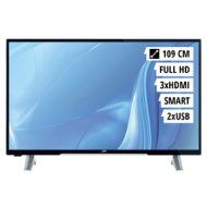 "LT43VF53A Full HD Smart LED TV* 43""/109 cm, 1920x1080"