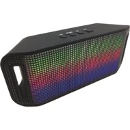 LED Bluetooth speaker LED világítás
