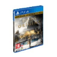 Assassin's Creed Origins Set Pack (Előrendelői csomag) (Gold Edition) (PlayStation 4)