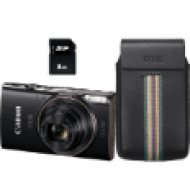 IXUS 285 HS fekete Essential Kit