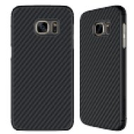 Protective Galaxy S7-hez, fekete hard case