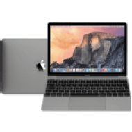 "MacBook 12"" Retina (2017) asztoszürke Core M3/8GB/256GB SSD (mnyf2mg/a)"