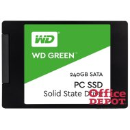 "Western Digital 240GB SATA3 2,5"" Green 7mm (WDS240G1G0A) SSD"