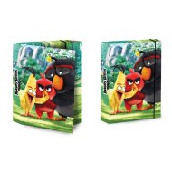 Füzetbox A5 Angry Birds Movie RED