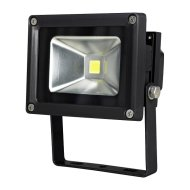 CHIP LED REFLEKTOR 10W 750LM IP44   6500K 50000H FEKETE (303285)