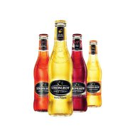 Strongbow üveges cider