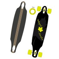 Spartan Maple Surfer longboard