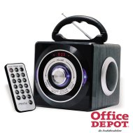Proda PR-608 Mini fa FM/USB/Mp3 Bluetooth soundbox