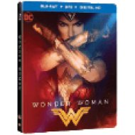 Wonder Woman (fémdobozos) (3D Blu-ray)