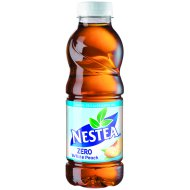 Nestea Ice Tea 0,5 l PET Free White Peach