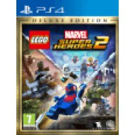 LEGO Marvel Super Heroes 2 Deluxe Edition (PlayStation 4)