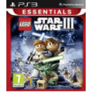 Lego Star Wars III: The Clone Wars (Essentials) PS3