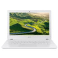 "Aspire V3-372-31QF fehér notebook NX.G7AEU.011 (13.3""/Core i3/4GB/500GB HDD/Linux)"