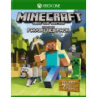 Minecraft favorite pack (Xbox One)