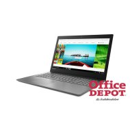 "LENOVO IdeaPad 320 80XR00AYHV 15,6""/Intel Pentium N4200/4GB/500GB/Int. VGA/Win10/fekete laptop"