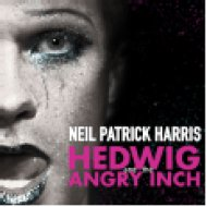 Hedwig & the Angry Inch (Pink Vinyl, Limited Edition) Vinyl LP (nagylemez)