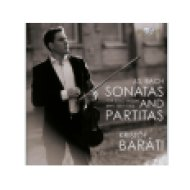 Sonatas And Partitas For Solo Violin (CD)