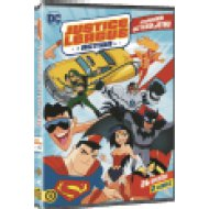 DC Justice League: Action - Első évad, első kötet (DVD)