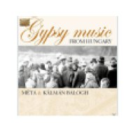 Gypsy Music From Hungary (CD)