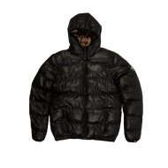 SNOWBALL MEN COAT BLACK