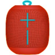 Ultimate Ears Wonderboom bluetooth hangfal, piros