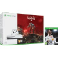 Xbox One S 1TB + Halo Wars 2 + FIFA 18