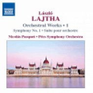 László Lajtha: Orchestral Works, Vol. 1 (CD)