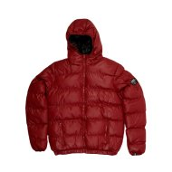 SNOWBALL MEN COAT BURGUNDY