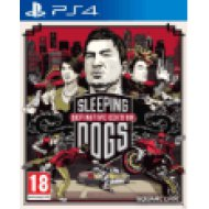 Sleeping Dogs: Definitive Edition (PlayStation 4)