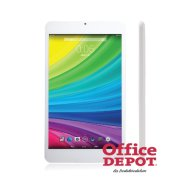 "Alcor ZEST Q880S 8"" 8GB  fehér tablet"
