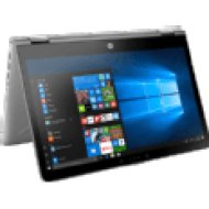 "Pavilion x360 ezüst 2in1 eszköz 2GS65EA (14.0"" Full HD touch/Core i3/4GB/128GB SSD/Windows 10)"